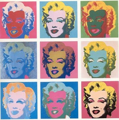DC Misc Andy Warhol Painting of Marilyn Monroe Nine How Modern Consumerism Has Changed Art and Culture guest writers blogs