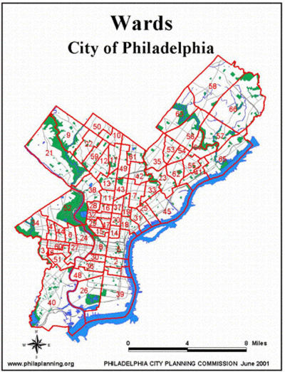Philly Ward Leaders